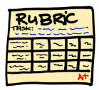 image of a rubric